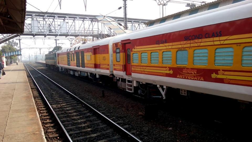 The incident occurred due to overlapping schedule made by the two divisions — Kota (WCR) and Agra (NCR).