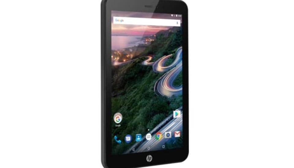 HPPro 8 features Android 'Marshmallow', quad-core processor and 2GB of RAM.