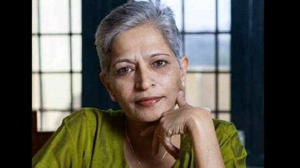 Gauri Lankesh,Journalist Gauri Lankesh,Narendra Modi
