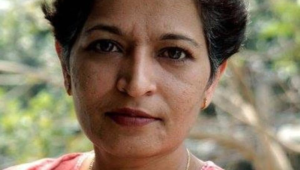 Gauri Lankesh was shot dead by three assailants outside her house in Bengaluru.