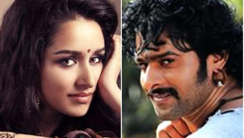 Shraddha for Telugu and Prabhas for Hindi