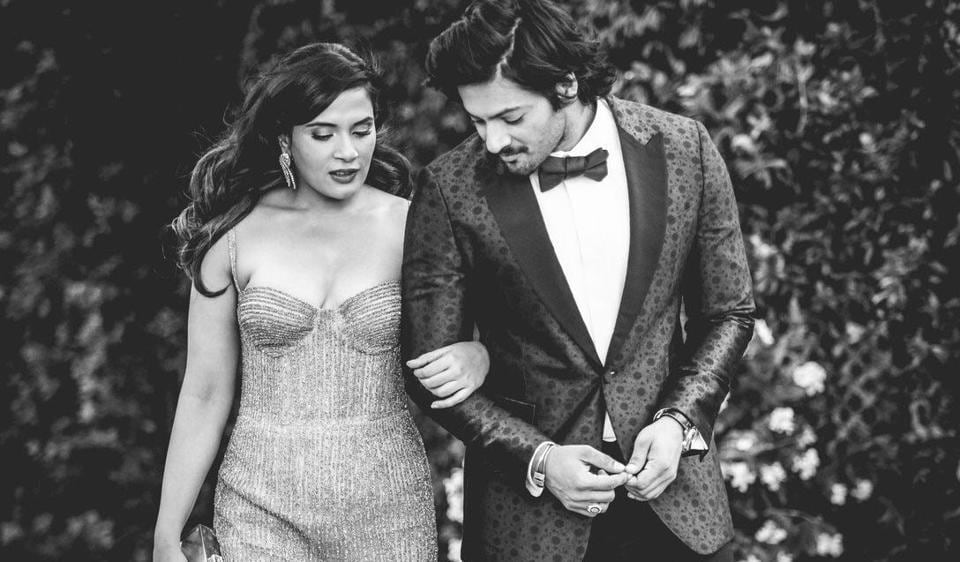 Actor Ali Fazal has confirmed relationship with Richa Chadha.