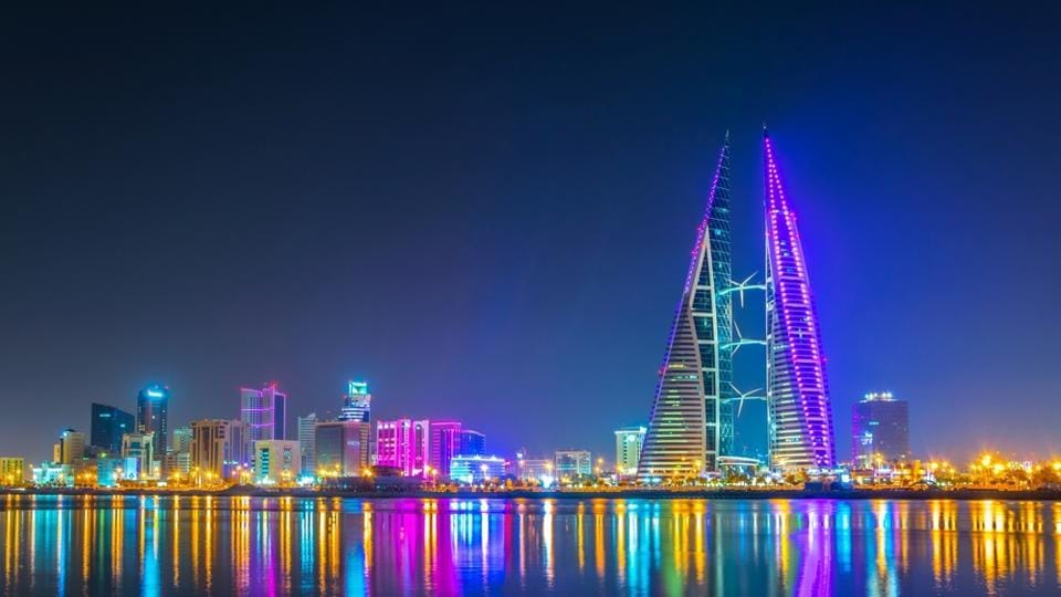 Bahrain moved up from  no. 19 last year to no. 1 in 2017.