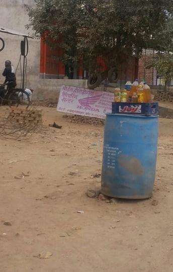 Rajasthan news,illegal sale of fuel,Bharatpur