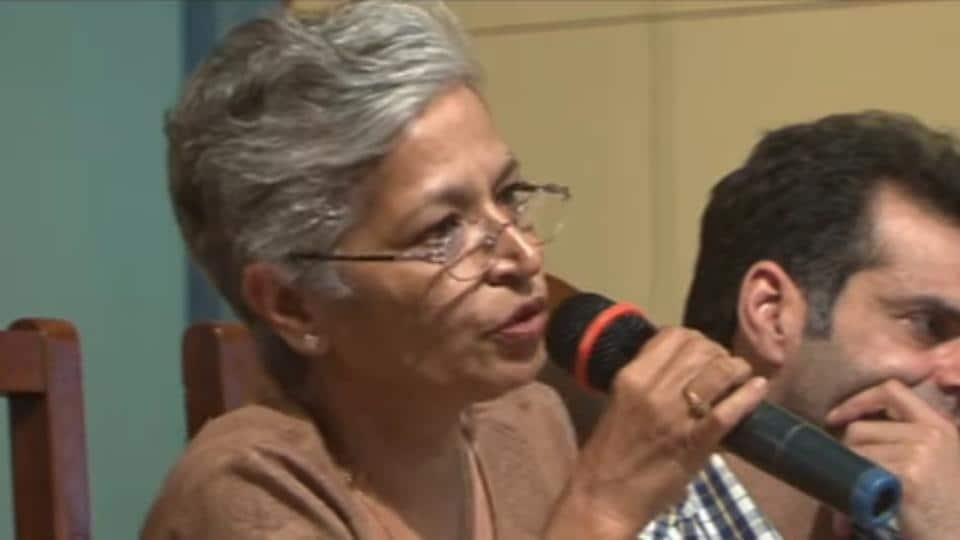 Gauri Lankesh,BJP,Hindutva
