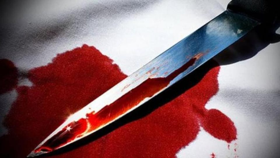 The accused, KishanKumar, a labourer, of Dono Kee village in Moga, later stabbed himself.