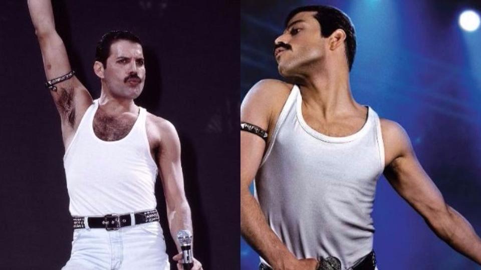 Rami Malek starrer Bohemian Rhapsody is schedule to release next year.