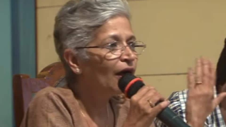 Bangalore,P. Lankesh,Gauri Lankesh