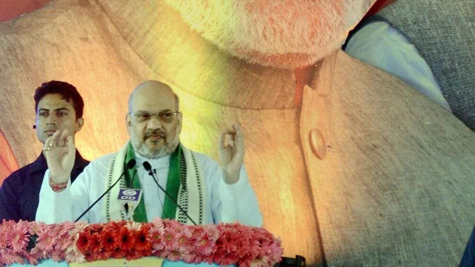 BJP president Amit Shah is visiting West Bengal between September 11 and 13.