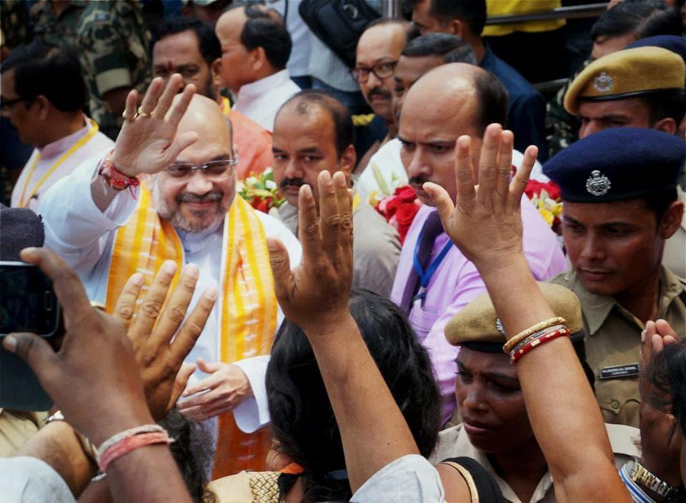 Amit Shah,BJP,Mission 120