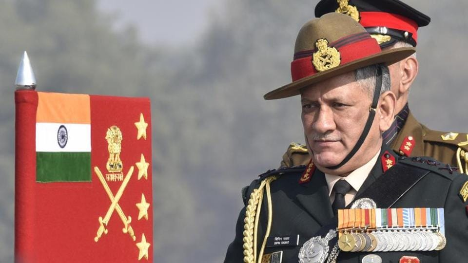 China salami slicing territory: Bipin Rawat