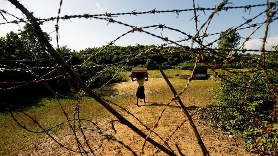 'Rook in Geopolitical Chess' Myanmar Exploits US-Sino Tensions in Rohingya Clash