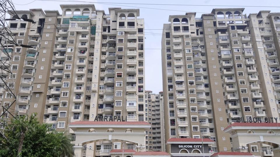 The NCLT on Monday accepted Bank of Baroda's insolvency plea against Amrapali Silicon City in Sector 76, Noida. The bank initiated the process for an outstanding amount of Rs 56 crore.