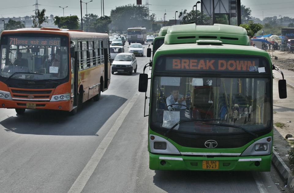 Parking space was one of the major hurdles in the way of Delhi government acquiring new buses to strengthen the public transport buses fleet.