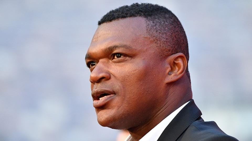 Marcel Desailly said following Spain and France's models will help India in establishing itself as a global footballing force in the long run.