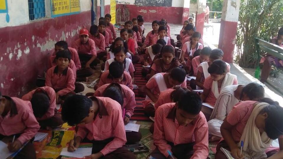 DLSA legal literacy camp at Greater Noida.