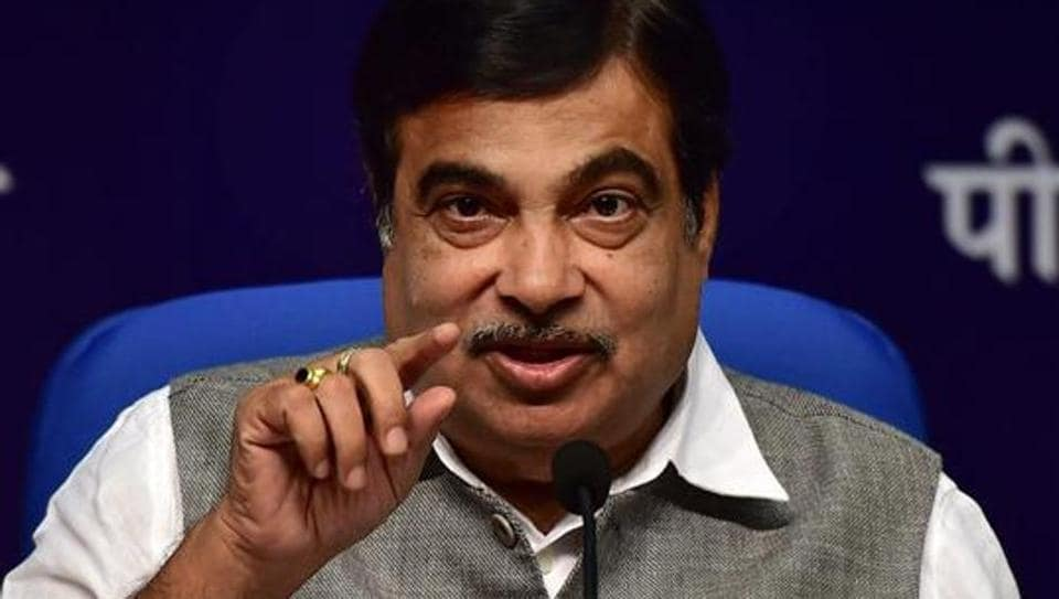 Union minister Nitin Gadkari defended Narendra Modi, saying the PM cannot react on everything.