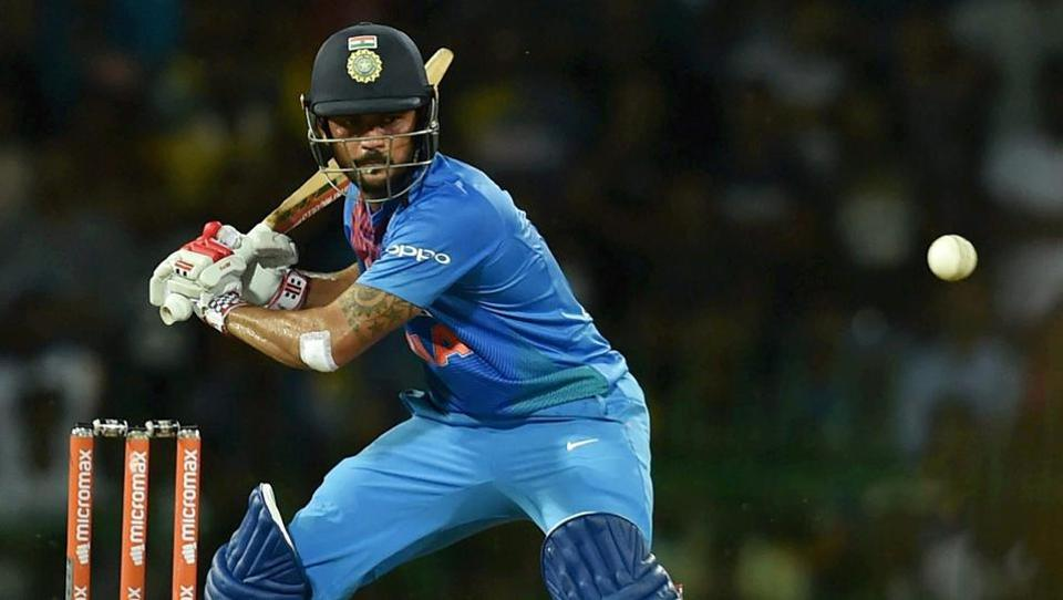 Manish Pandey  hit the winning four as India signed off the tour with a perfect 9-0 victory margin across all formats. (PTI)