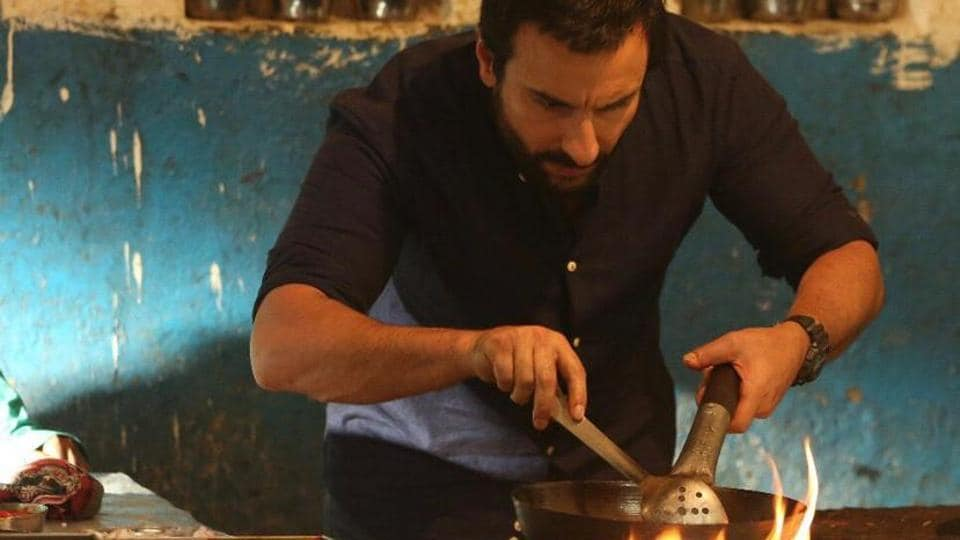 Saif Ali Khan,Chef,Chef song