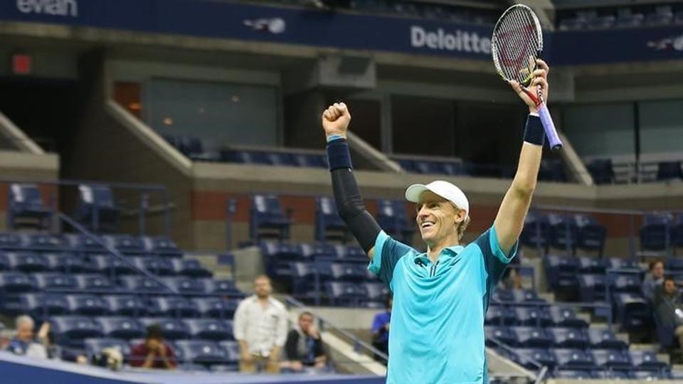 The US Open (Tennis),Sam Querrey,Mischa Zverev