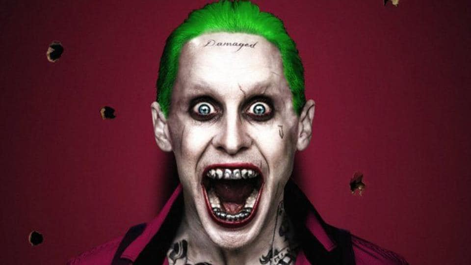 Jared Leto,Joker,Batman