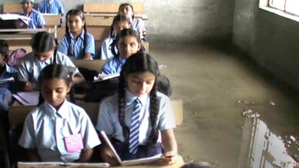 At the Adarsh school in Middumann village of Faridkot, which is under the chairmanship of the accused, HT found students made to sit in stinking classes, which were filled with mud and water while naked electricity wires were lying on the premises.