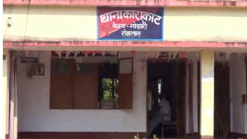Assistant sub-inspector Jawahar Lal and constable Shyam Kishore Singh, who died under mysterious circumstances,  were posted at  Karakat police station in Rohtas district of Bihar.