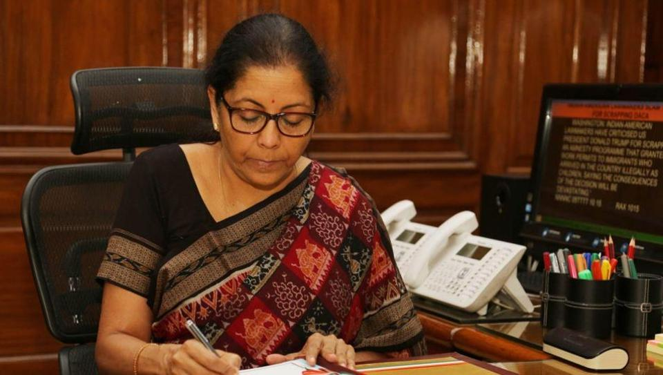Nirmala Sitharaman took over the reins of the defence ministry on September 7.