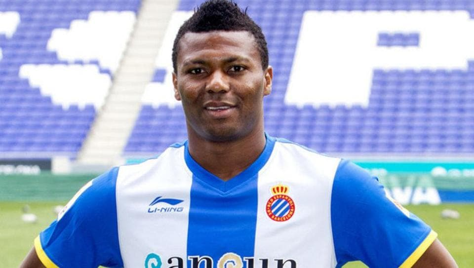 Kalu Uche signed for Delhi Dynamos for the next Indian Super League season.