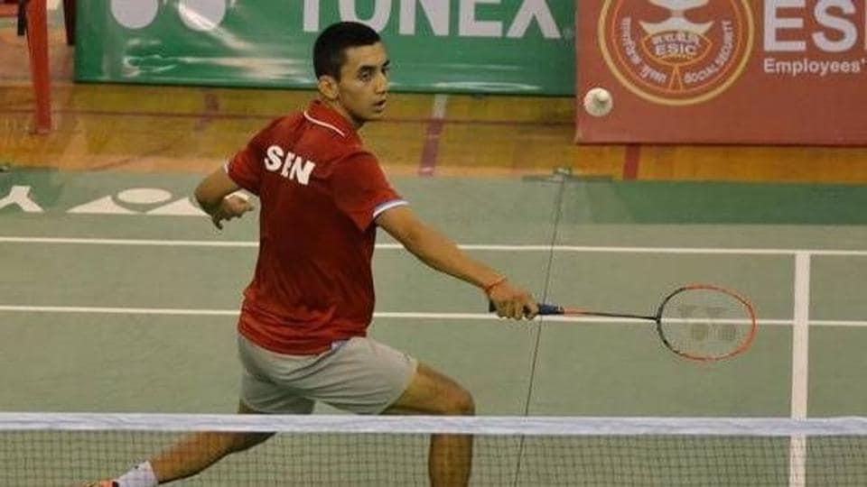 Lakshya Sen advanced to the men's singles quarterfinals at the Vietnam Open Badminton Grand Prix tournament while Ruthvika Shivani Gadde also made progress in the women's section.
