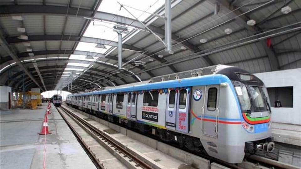 The Chief Minister, in his letter, stated that the Hyderabad Metro Rail Project was going to be a prestigious and biggest public transport system project in Hyderabad.