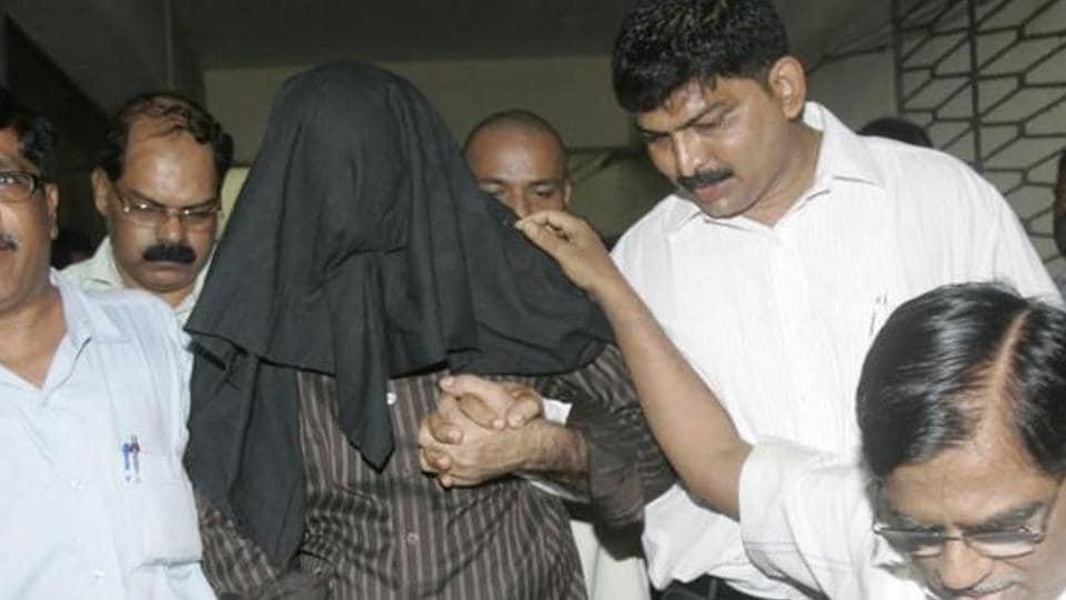 File photo of 1993 Mumbai blasts convict Tahir Merchant.