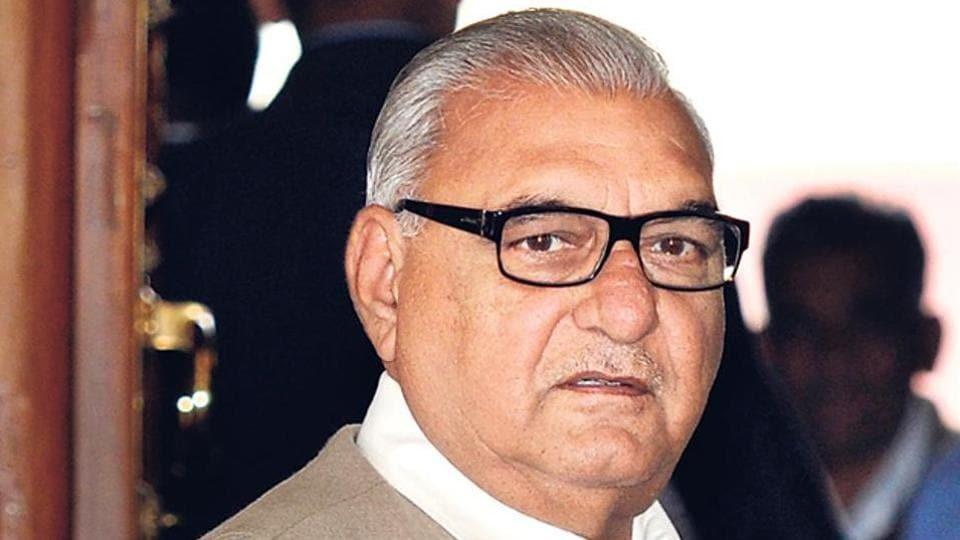 Hooda is himself facing CBI probe in multiple cases.