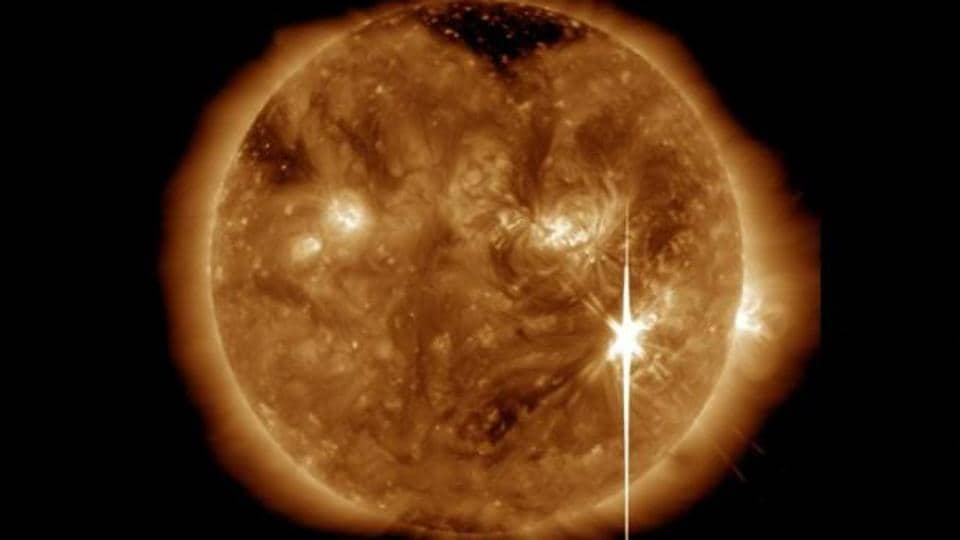 NASA,Solar flares,Space Weather Prediction Center