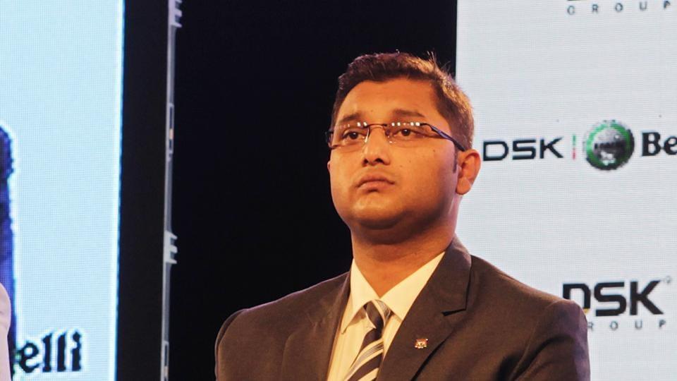 DSK,DSK Developers Limited,Shirish Kulkarni