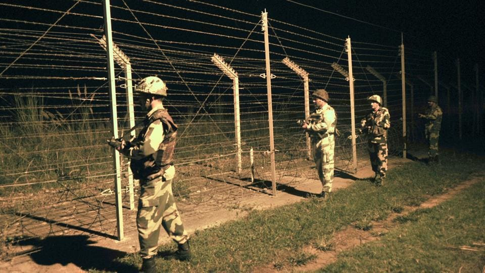 Surgical strikes,LoC,Indian Army