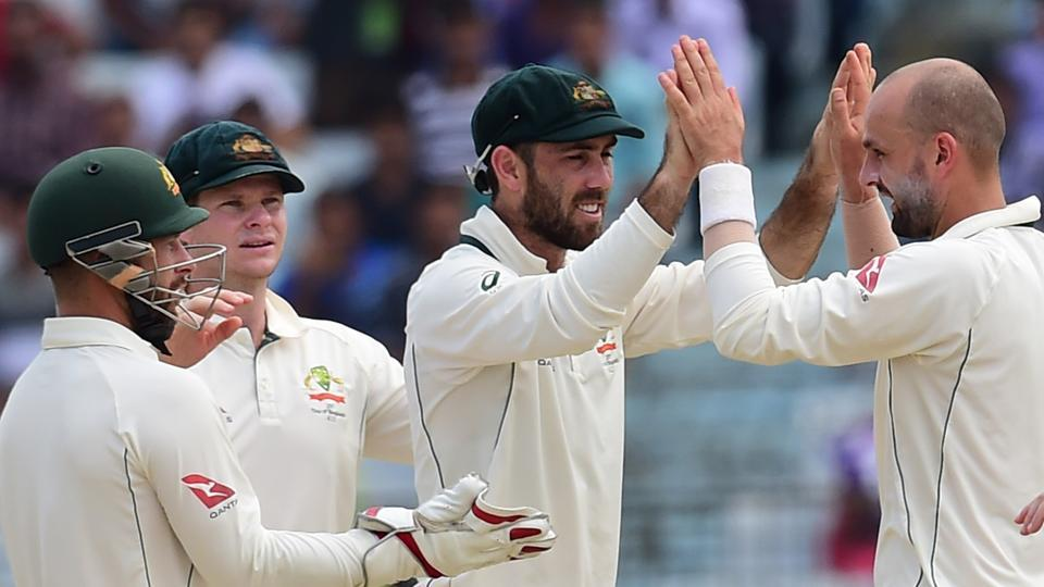 Nathan Lyon was the architect of Australia's seven-wicket win against Bangladesh in the second Test at Chittagong on Thursday. The series ended 1-1.
