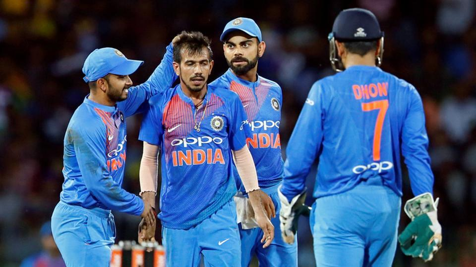 Virat Kohli's Indian cricket team have been compared to the All Blacks rugby team by Sri Lanka interim coach Nic Pothas.