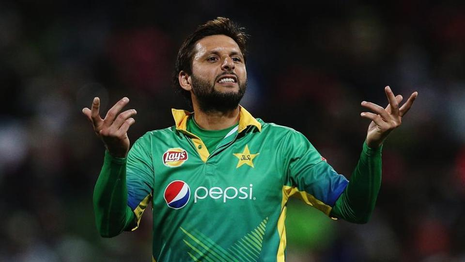 Shahid Afridi represented Pakistan cricket team in 27 Tests, 398 ODIs, 98 T20Is.