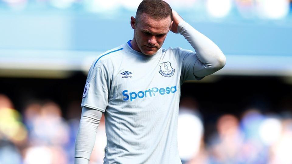 Wayne Rooney,Ronald Koeman,Everton