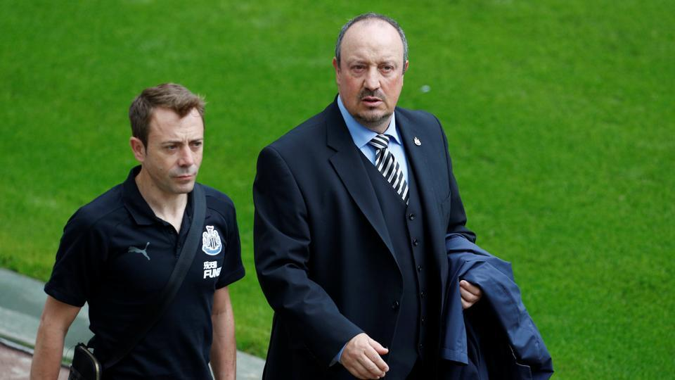 Rafael Benitez is currently the manager of Premier League side Newcastle United.