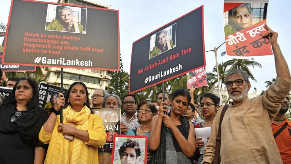 Mumbai,Gauri Lankesh murder,Press CLub of Mumbai