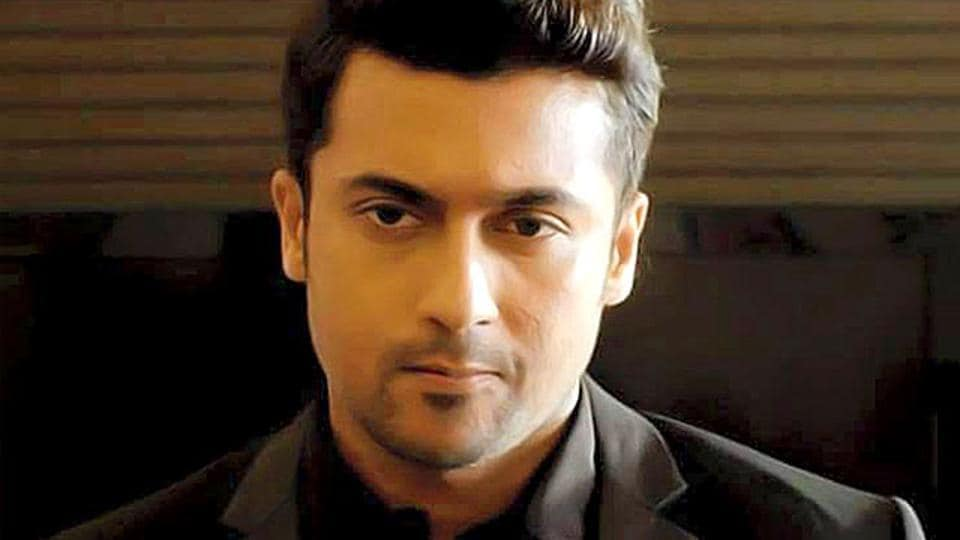 Suriya's debut film Nerukku Ner released in 1997.