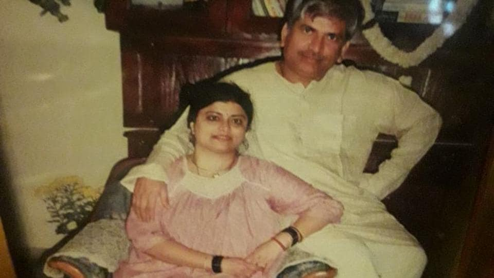 File photo of Alka Kumar who was found dead in her home in Sushant Lok on Thursday.