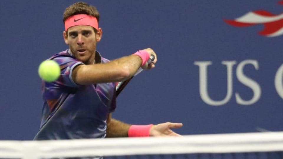 Juan Martin del Potro will now face top seed Rafael Nadal in the semifinals. (USA TODAY SPORTS)