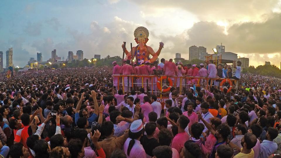 Dahi Handi,Ganpati,Noise Pollution