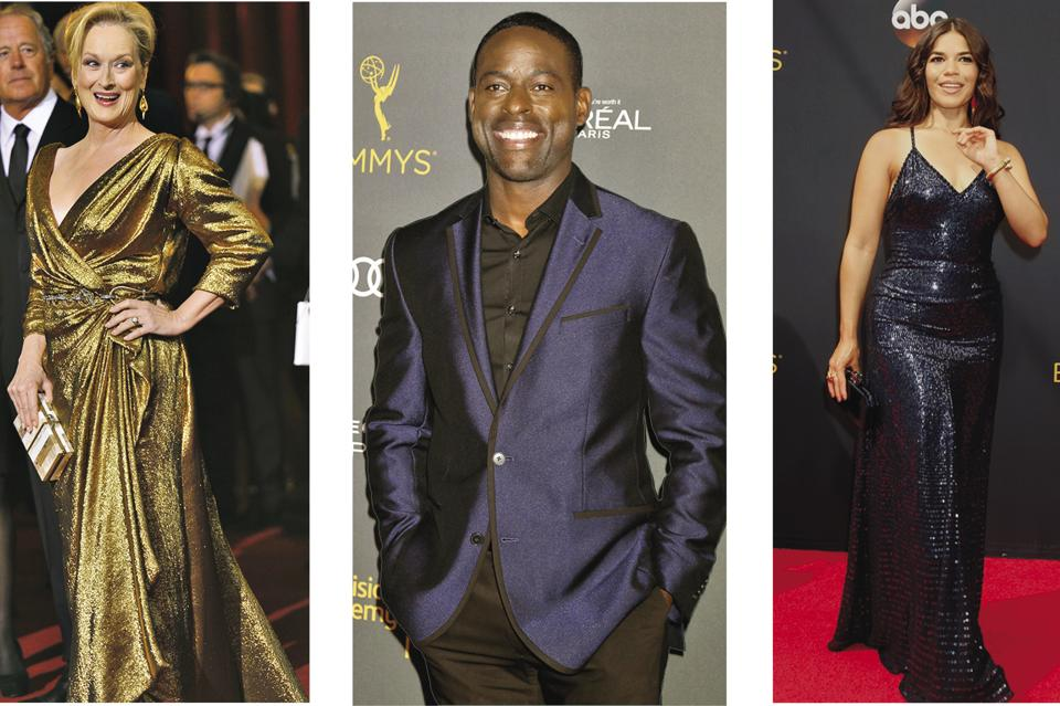 These stars touched hearts with their speeches at the Emmy's.