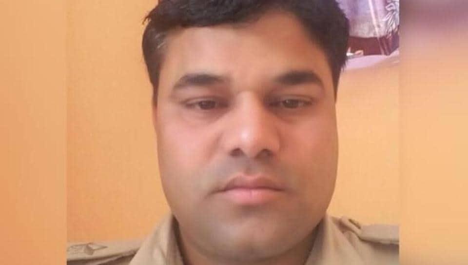 SHO Rakesh Kumar