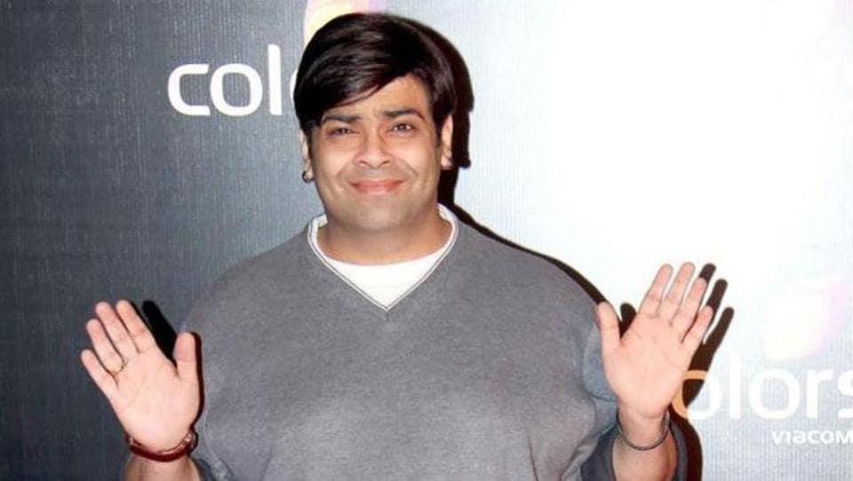 Comedian Kiku Sharda