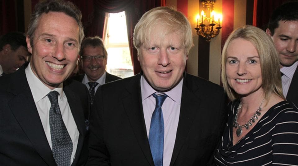 Democratic Unionist Party,Theresa May government,British MP's holiday in Sri Lanka